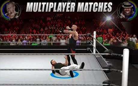 Free Download Games WWE 2K V.1.0.8041 Full APK Games Kuya028