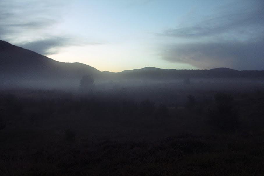mgła w chorwacji