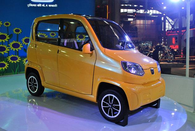 Bajaj  Wheeler Car Price