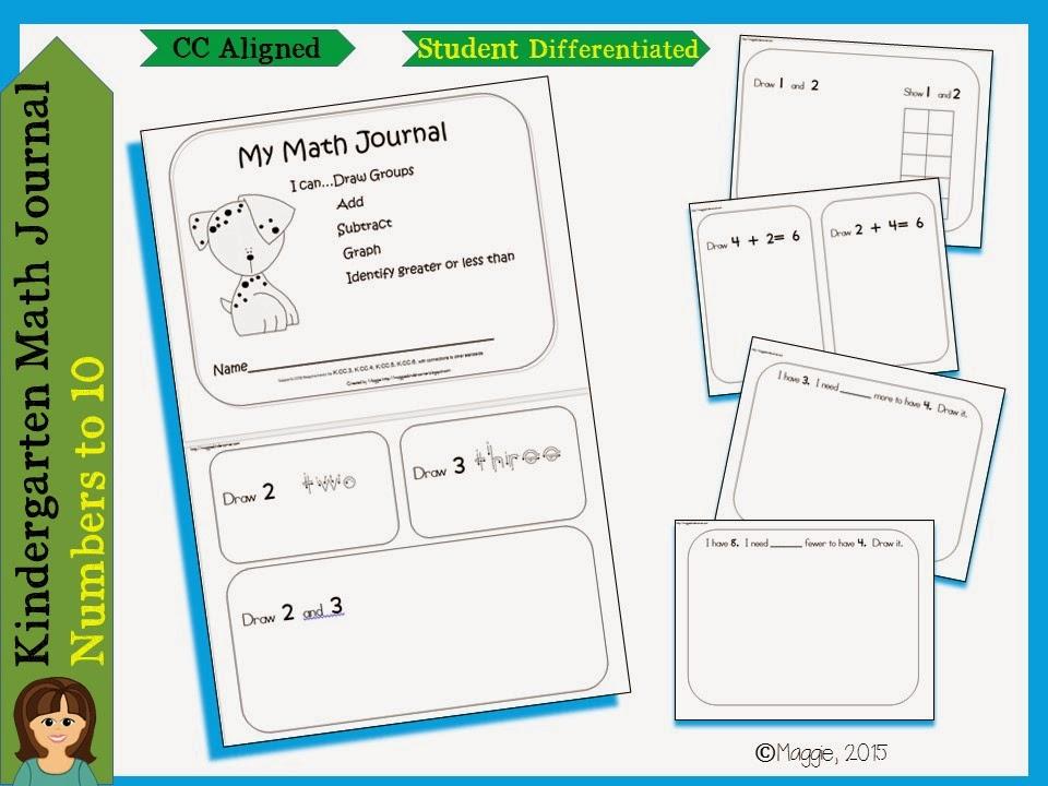 https://www.teacherspayteachers.com/Product/Kindergarten-Math-Journal-for-KCC3-KCC6-and-more-138212