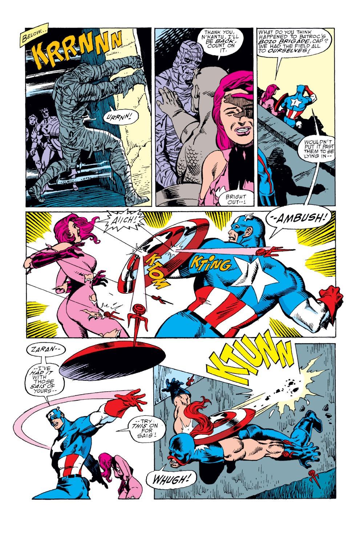 Captain America (1968) Issue #361 #294 - English 17