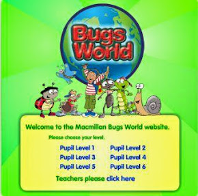 BUGS WORLD 1-6           PRIMARY GAMES