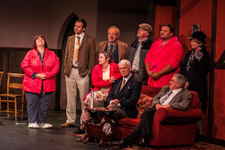 The Amazing Cast of the Luton 2013 production of the Vicar Of Dibley