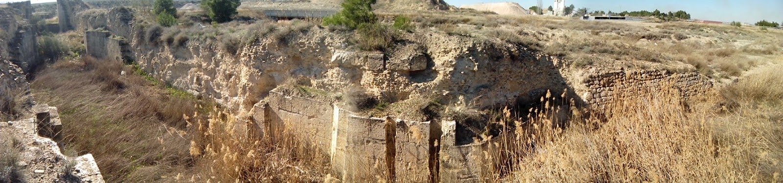 esclusas de Torrecilla de Valmadrid