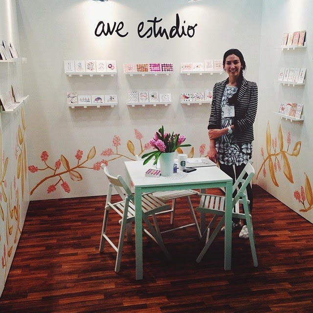National Stationery Show | Instagram Round-Up