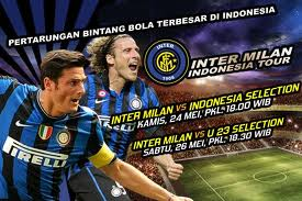 Harga Tiket Pertandingan Inter Milan vs Indonesia