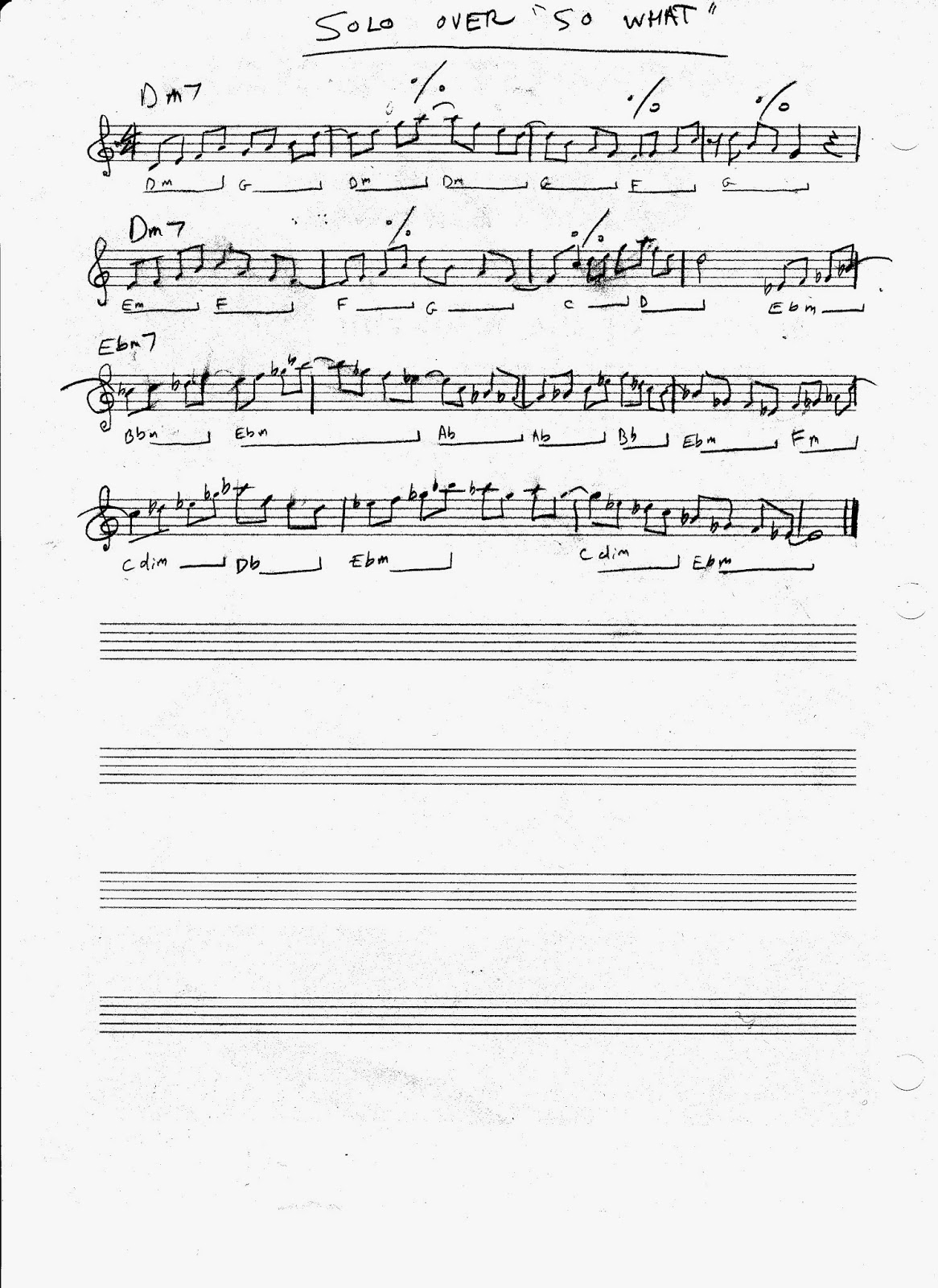 Overall impression of musical composition essay examples