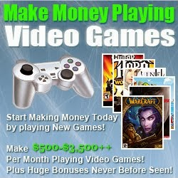 Make Money Playing Video Games