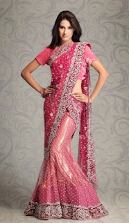 Designer-Indian-Party-Wear-Saree