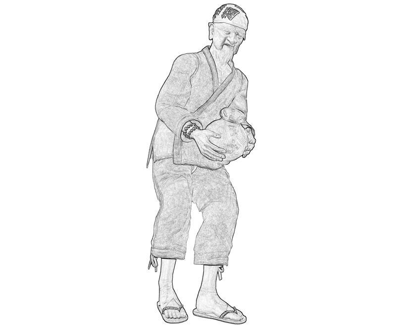 Ninja Gaiden 3 Muramasa Character