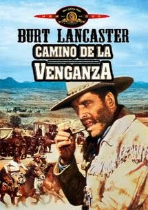Caratula, dvd, cover: Camino de la venganza | 1968 | The Scalphunters