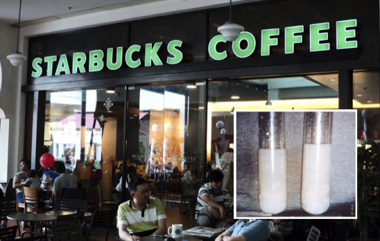 Semen Found In Starbucks Drinks Nationwide; FDA Currently Investigating