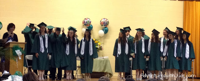 Edgarton Christian Academy First Graduating Class 2013