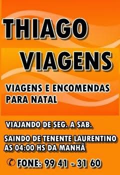 THIAGO VIAGENS