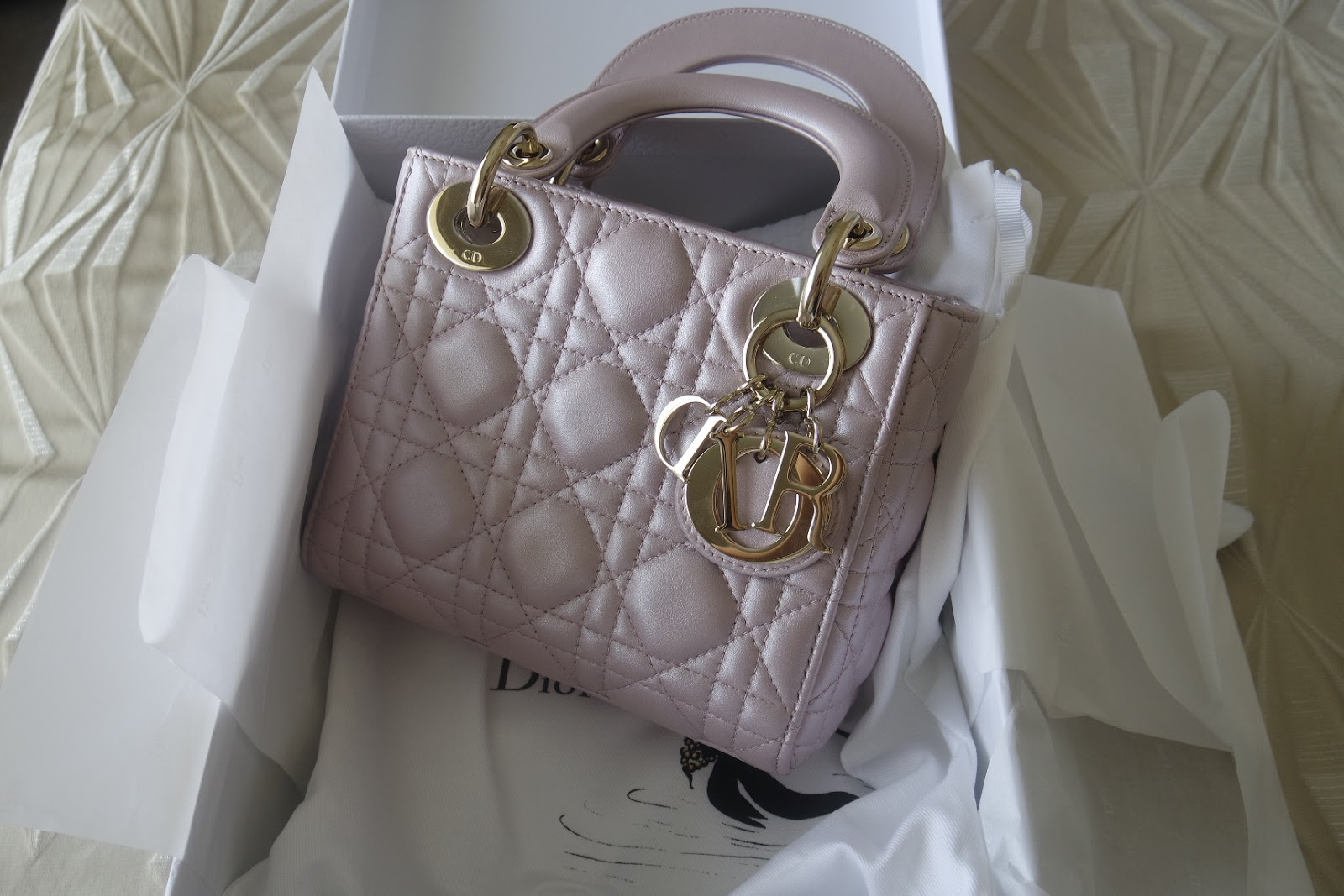 THE BEAUTY OF THE LADY | LADY DIOR MINI