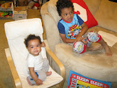 my 2 grand babies