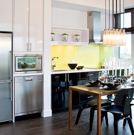 Canadian design blogger meetup welcome our 3rd bronze for Aya kitchen cabinets