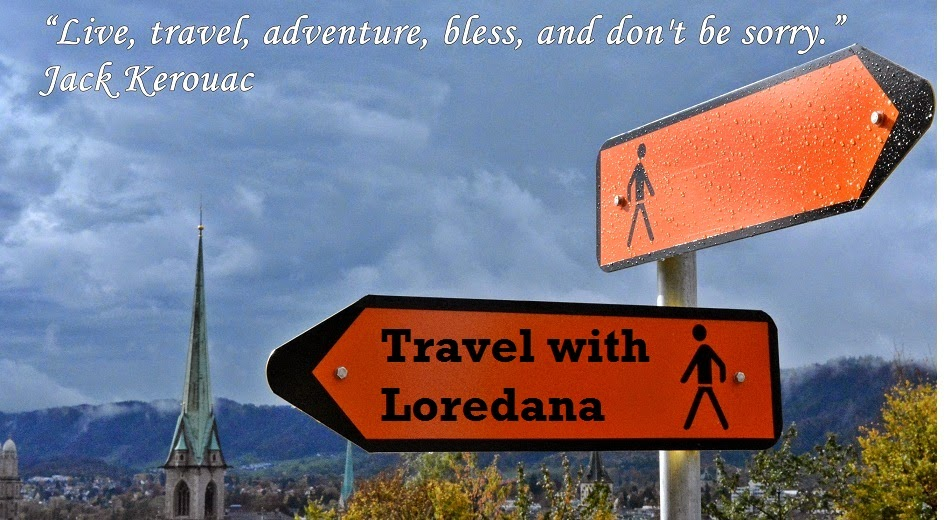 Travel with Loredana