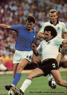 german football team 1982