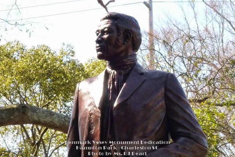 essays about gabriel prosser and denmark vesey Chapter 9: slavery without submission, emancipation (gabriel prosser, 1800 denmark vesey the conspiracy of denmark vesey.