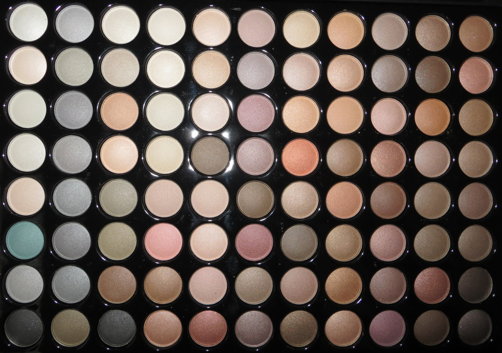 Oh What Fun! Cheap EBay Find Pro 88 Warm Eyeshadow Palette