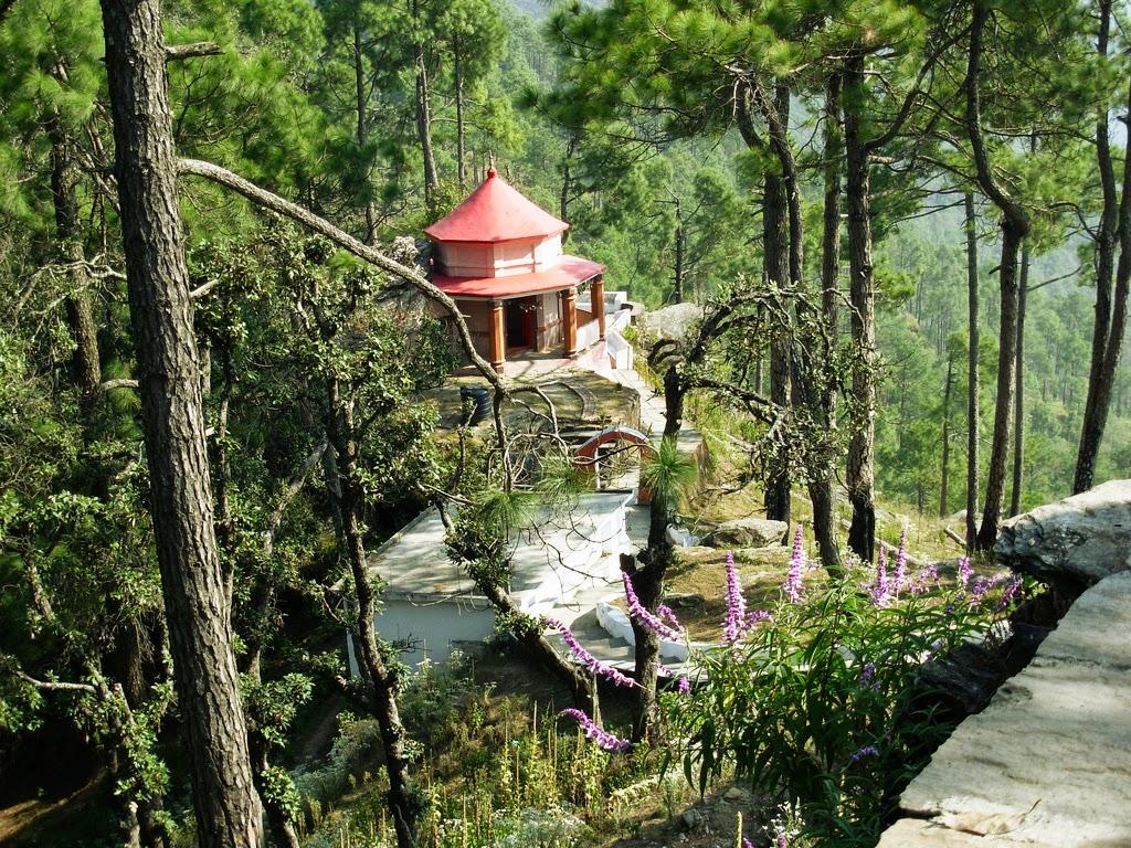 Kasar Devi/Crank's Ridge, Uttarakhand