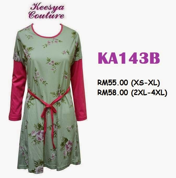 T-shirt-Muslimah-Keesya-KA143B