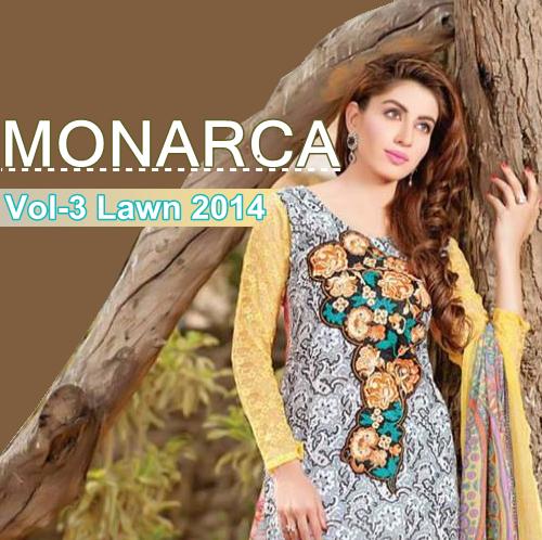 Monarca Vol-3 Lawn 2014