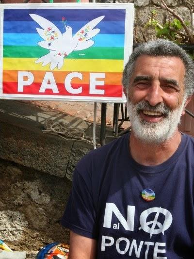 """ALLA BANDIERA DELLA FINTA PACE PREFERISCO QUELLA DELLA """"NON MENZOGNA"""""""