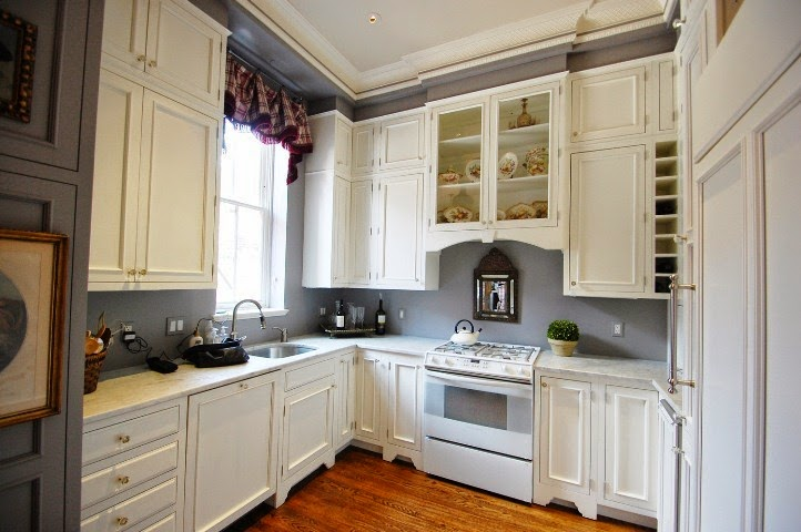 kitchen wall and cabinet paint ideas