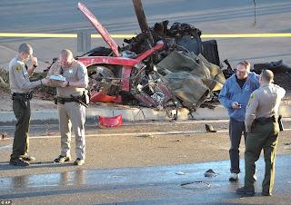Foto9 Kecelakaan Paul Walker