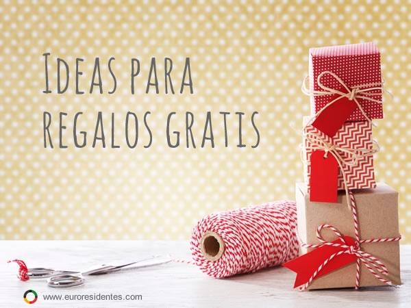 8 Ideas de regalos de navidad gratuitos