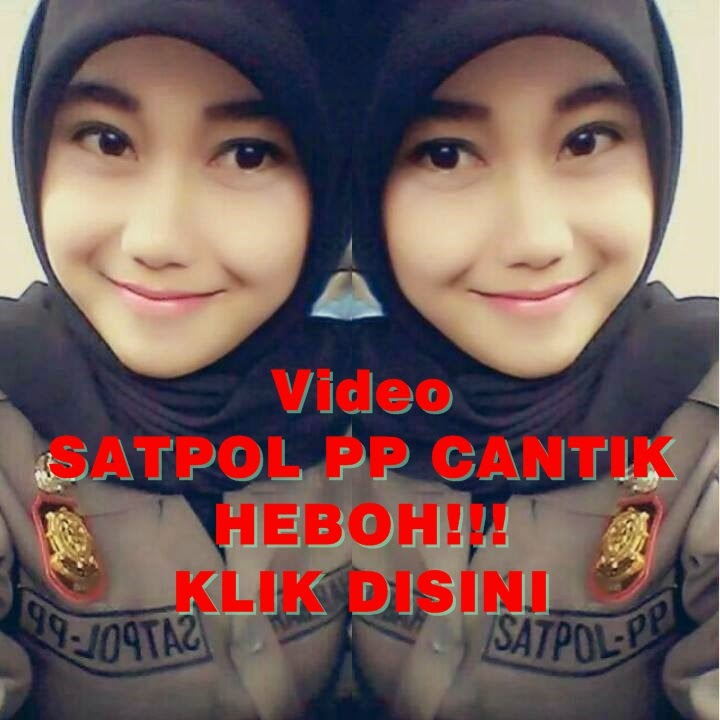 video satpol pp cantik
