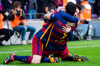 FC Barcelona won Atletico