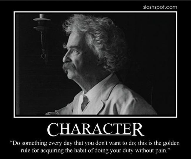 Mark Twain Quotes (I think)