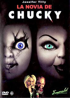 Chucky 4: La Novia de Chucky Poster