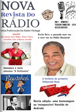 NOVA REVISTA DO RÁDIO - JULHO - AGOSTO- SETEMBRO  2019- Nº 2