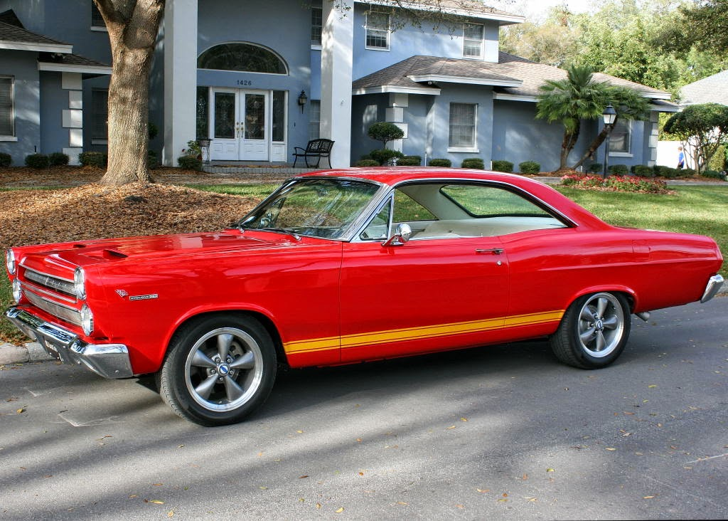 All American Classic Cars: 1966 Mercury Comet Cyclone GT 2 ...