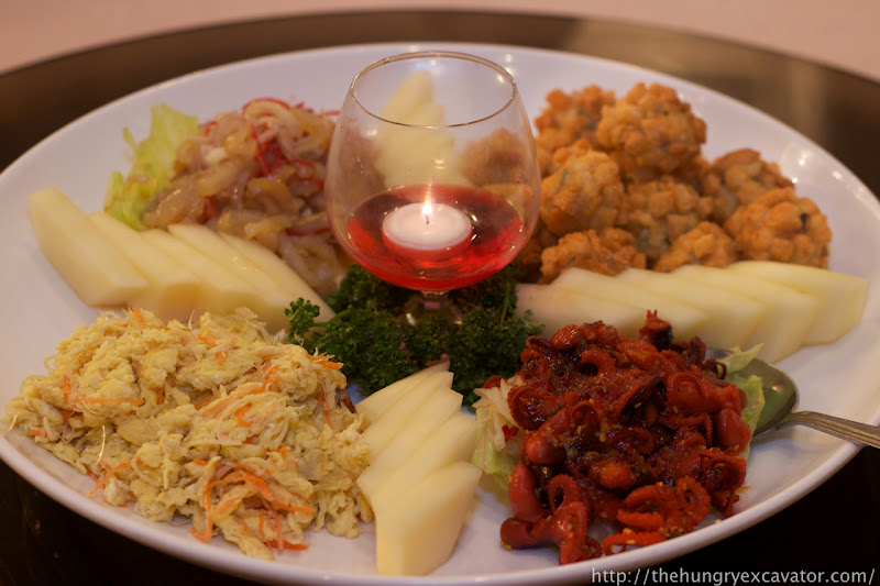 4 Seasons Hot u0026 Cold Combination Platter : cold plate dinner ideas - pezcame.com