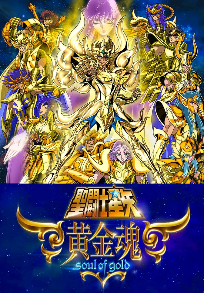 Saint Seiya Soul of Gold Cavalieri dello Zodiaco episodio 1