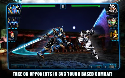 Ultimate Robot Fighting Mod apk