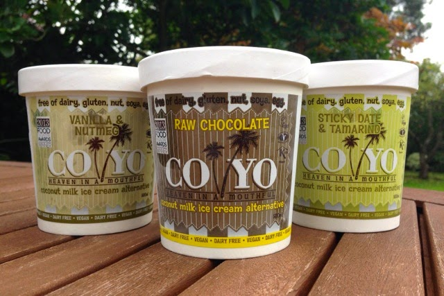 CoYo Coconut Milk Ice Cream