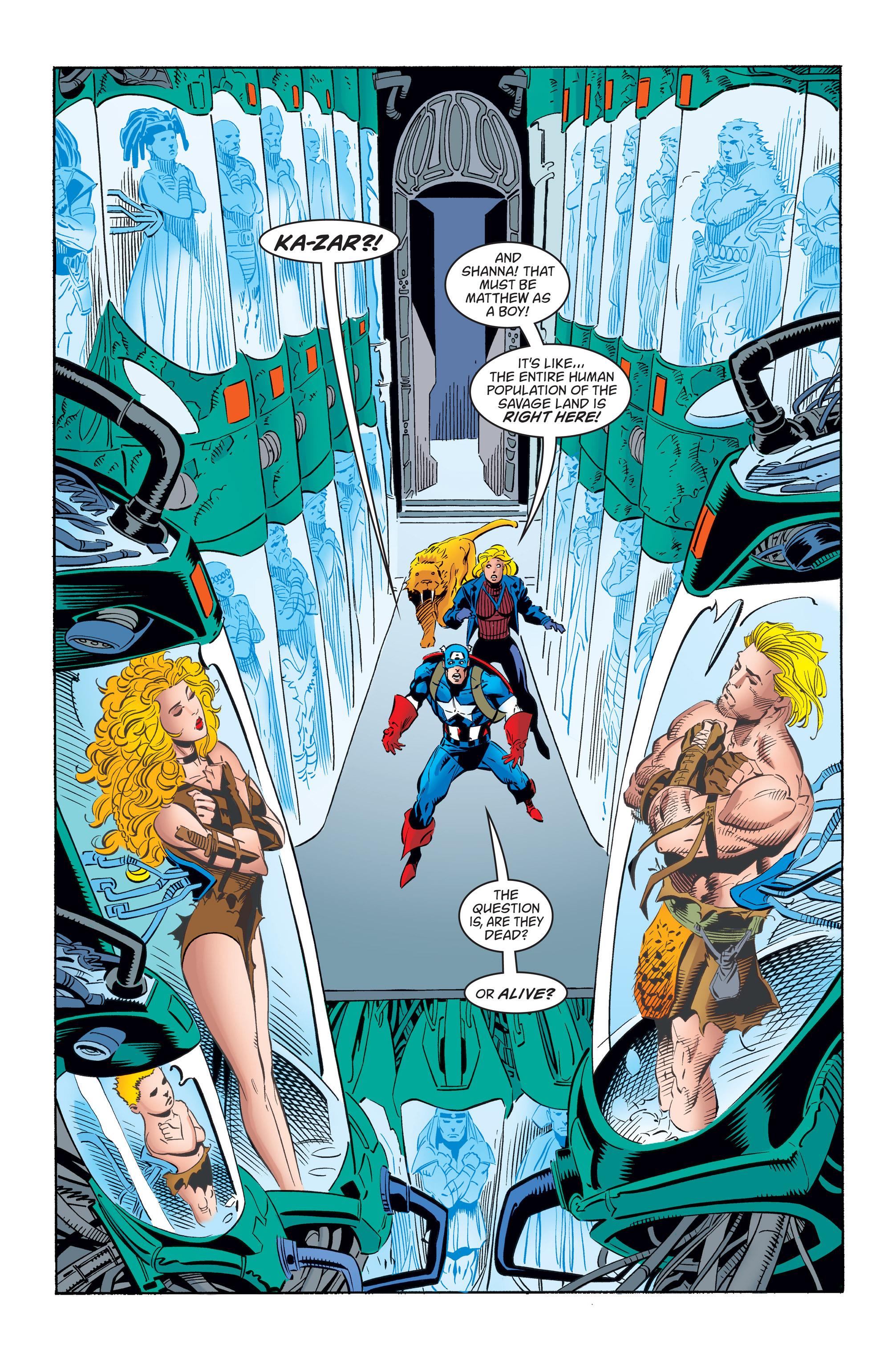Captain America (1998) Issue #31 #37 - English 12
