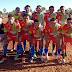 Jogo único desse sábado 23 de agosto do Campeonato de Futebol de sete Taça Manoel Raimundo de Lima- Duca Caetano do Sitio Juazeiro 2- Bernaldos.