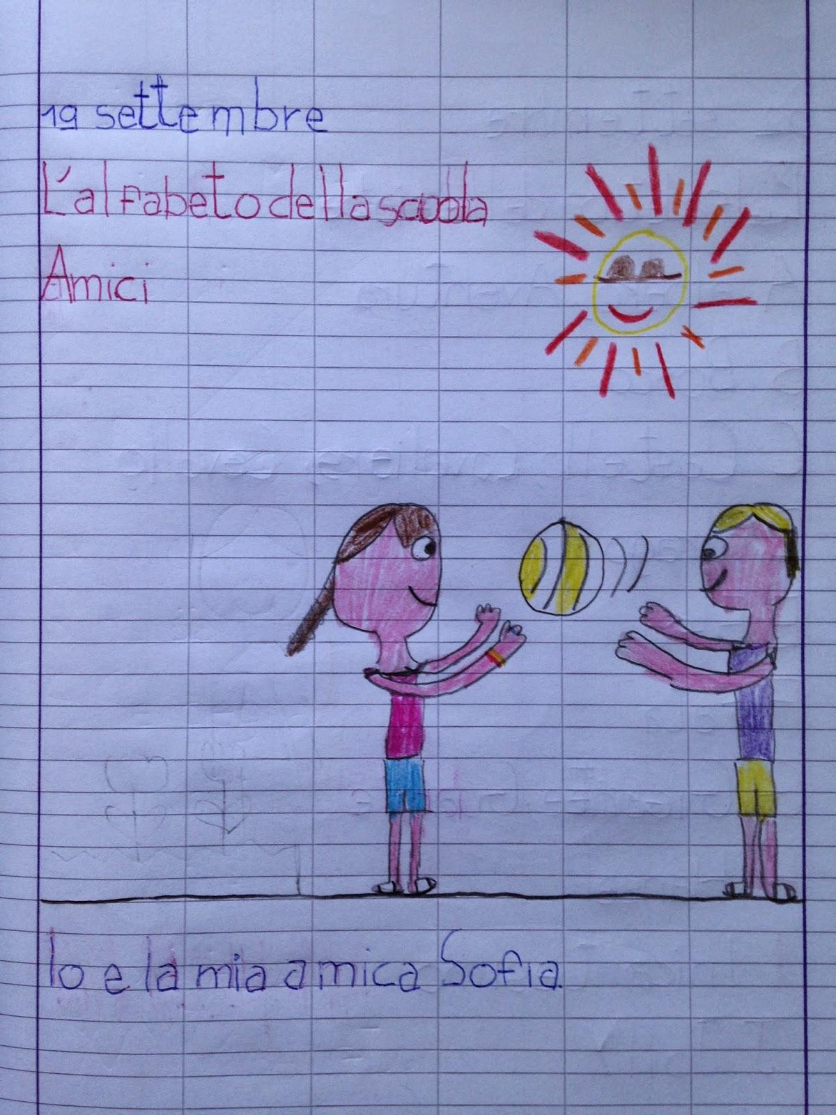 Souvent APEdario: L'alfabeto della scuola LN55
