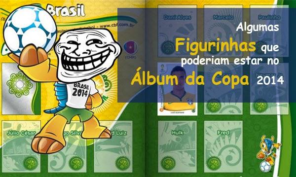 Album da Copa 2014