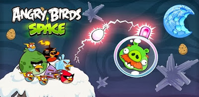 Angry Birds Space HD v1.6.0 Mod ( items unlocked / Unlimited) Apk Free Download