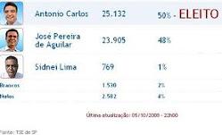 resultado eleiçaoes 2008