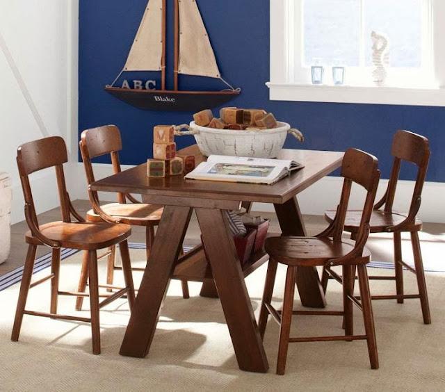 loft cottage a stylish affordable kids play table. Black Bedroom Furniture Sets. Home Design Ideas