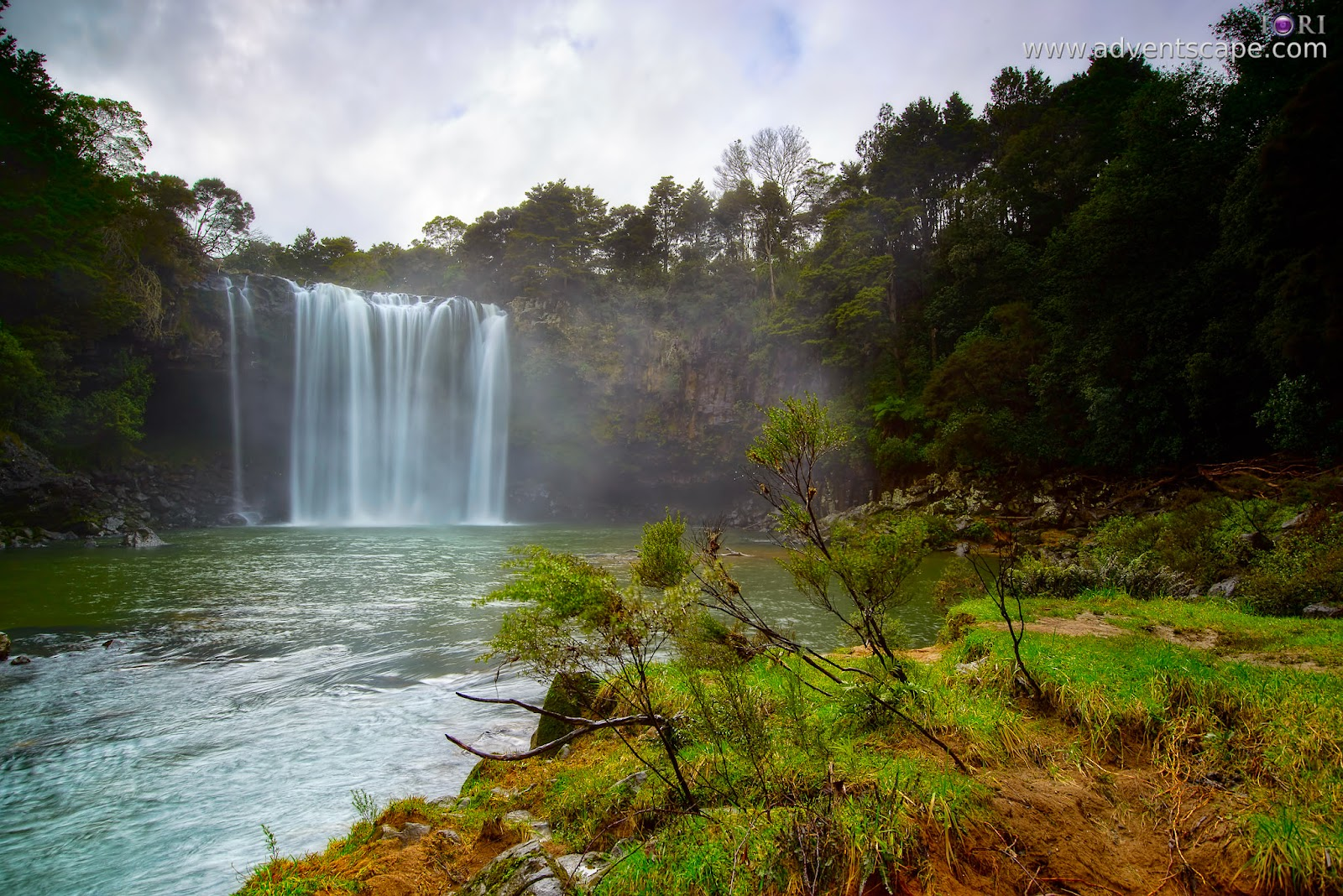 Philip Avellana, iori, Australian Landscape Photographer, adventscape, New Zealand, falls, waterfalls, nature photos, Kerikeri, North Island, tour, travel, Rainbow Falls